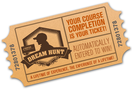 Dream Hunt Ticket