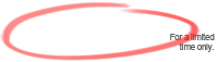 Special promo price of 20% off - for a limited time only