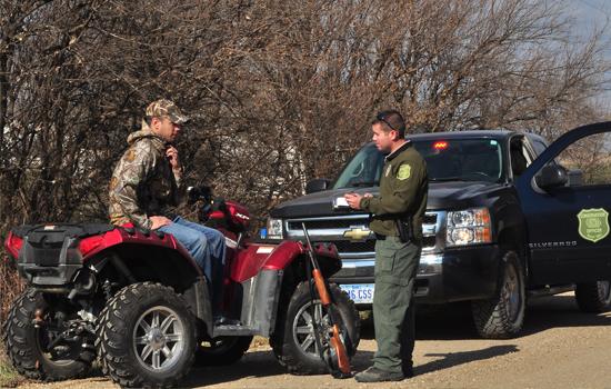 Iowa Conservation Officer