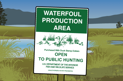 Waterfowl Production Area