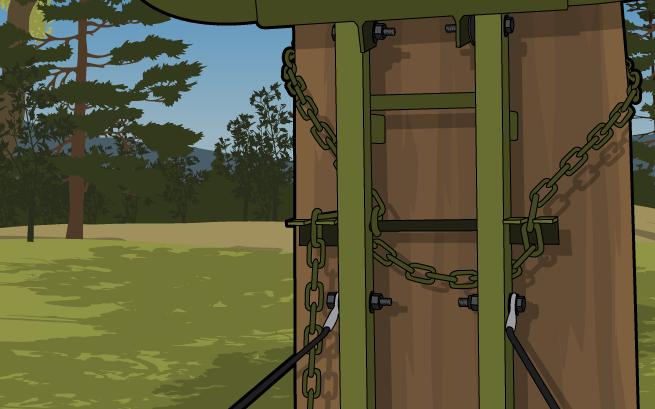 Fixed/Hang-On