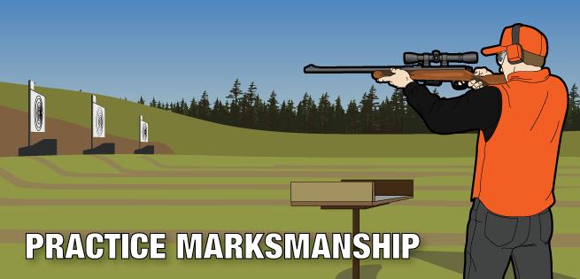 Practice Marksmanship
