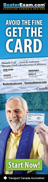 Online Boating Licence