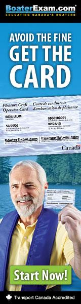 Online Boating Licence