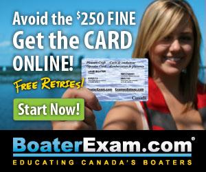 Boat Operator Card