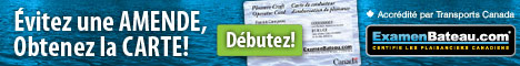 Cours de securite nautique en ligne!