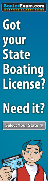 Got your State Boating License? Need it?